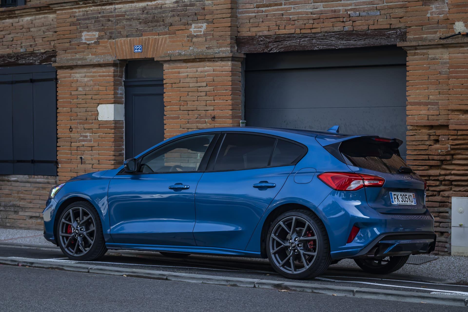 Ford Focus ST 3/4 arrière