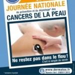 30 mai 2013 : Journée Nationale de Prévention et de Dépistage des Cancers de la Peau