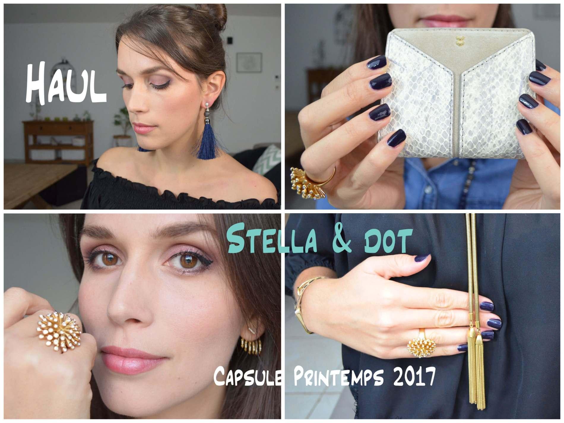 capsule printemps 2017 Stella & dot