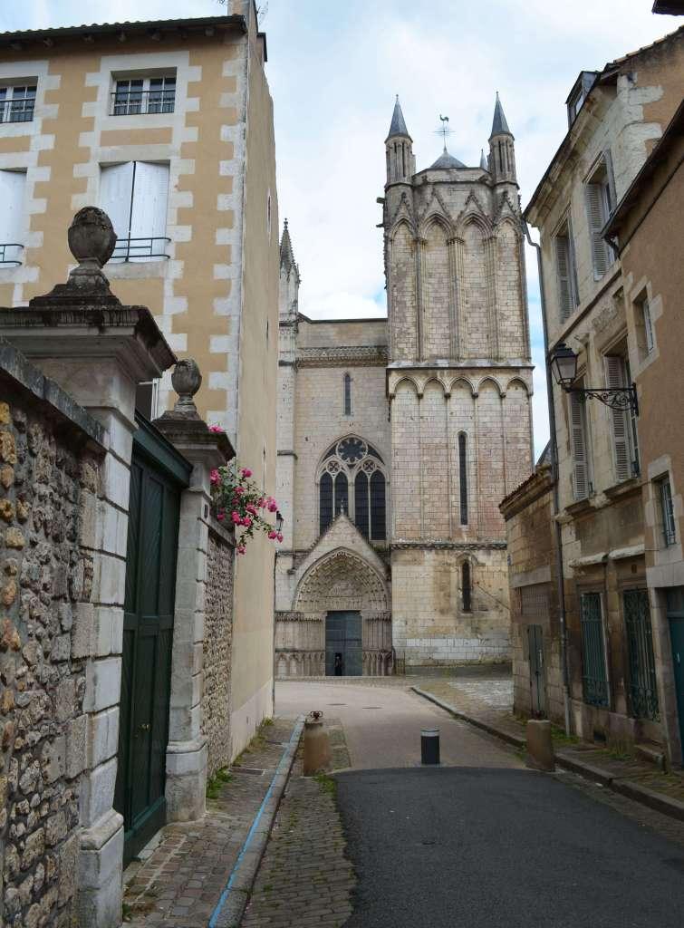 Cathédrale Saint Pierre Poitiers