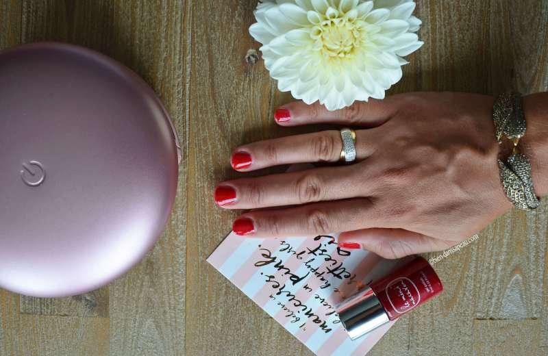 maxi gel Manicure set Le Mini Macaron