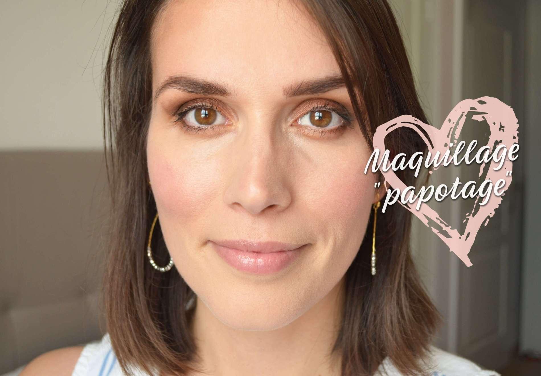 maquillage et papotage
