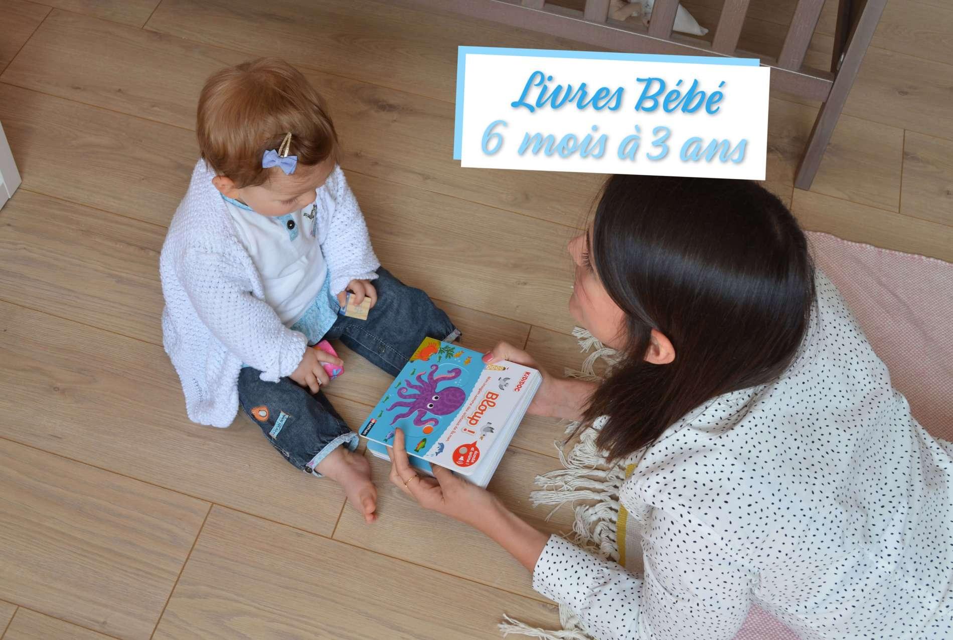 livres bébé