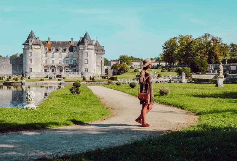 chateau saint porchaire
