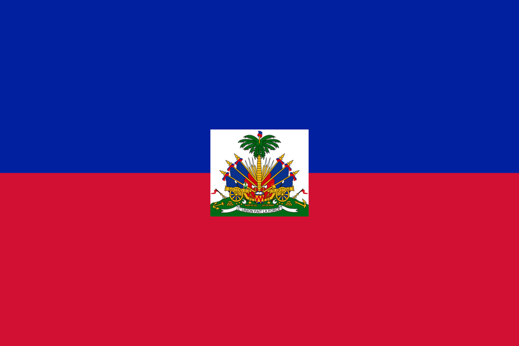 Haitian flag, Haiti 1804 social media Boss