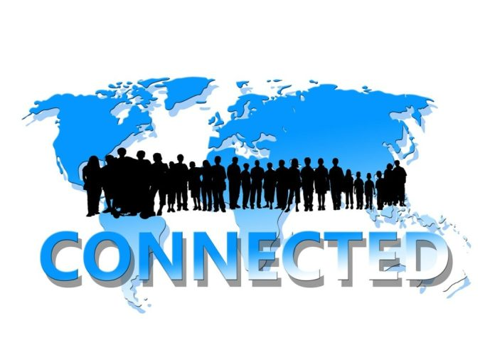 Connected, network, Haiti, invest