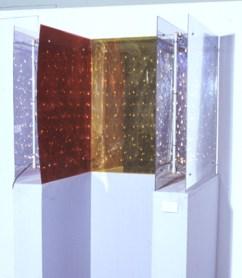 Nuno da Silva, 1997 CAPELA IMPERFEITA Técnica Mista 80 x 87 x 97 cm