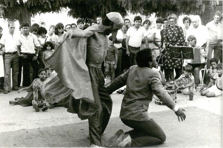 Teatro no Largo da Praça - I Bienal, 1978