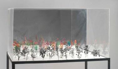 Zadok Ben-David (IL) Blackfield box nº 1, 2 e 3, 2007 40 x 75 x 50 cm (x3 peças) Objeto Grande Prémio na XIV Bienal Internacional de Arte de Cerveira, realizada de 18 de agosto a 29 de setembro de 2007.