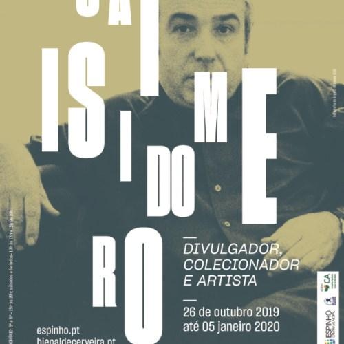 Jaime Isidoro: divulgador, colecionador e artista | Museu Municipal de Espinho
