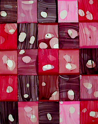 Rut Martínez 1998 UTOPIA DO ESPAÇO Meias s/ Tela 185 x 110 cm