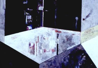 Miguel D'Alte 1999 S/ TÍTULO Acrílico s/ Papel 70 x 100 cm