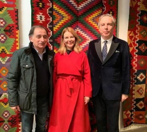 Diretor Artístico da FBAC, Cabral Pinto, distinguido pela Embaixada da Roménia, 2019