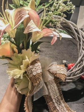 DIY-Türkranz-Sommer-Blumen-Bienchen24