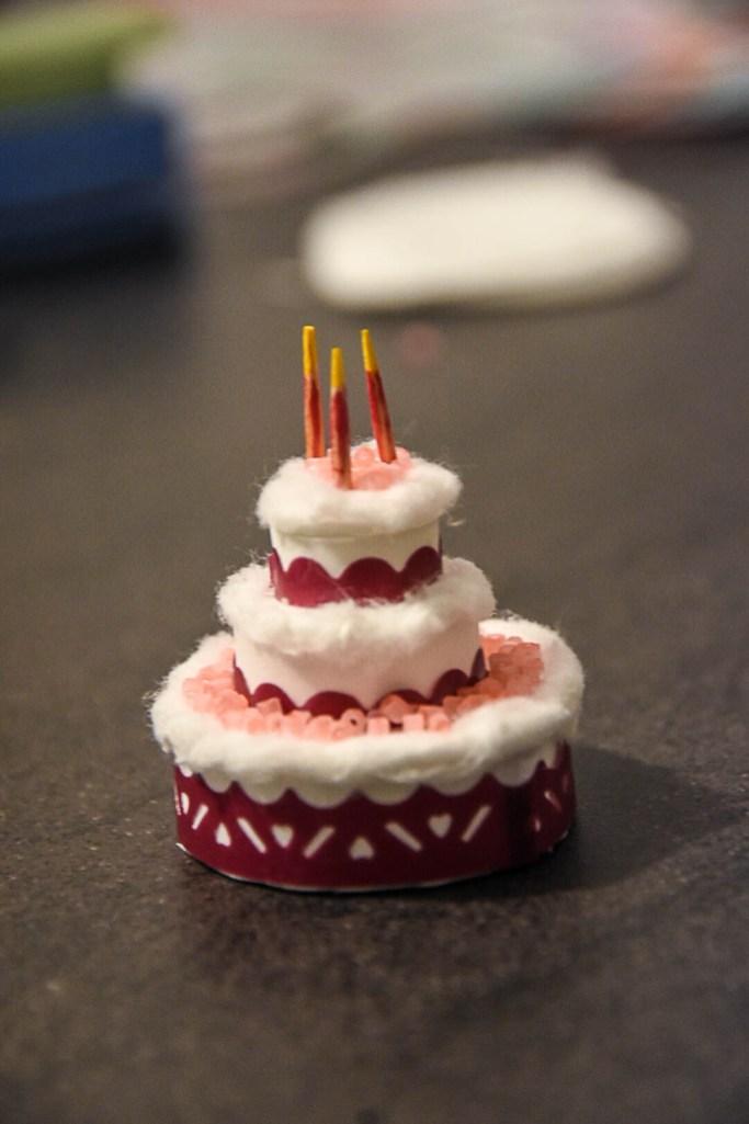 Explodingbox Box Papier Geschenk Geburtstag 41