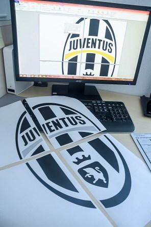 Juventus Keilrahmen