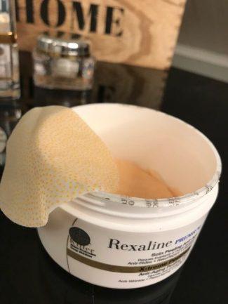 Rexaline peeling ouvert