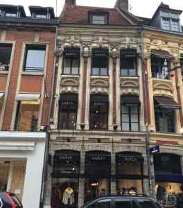 magasins de chaussures à Lille