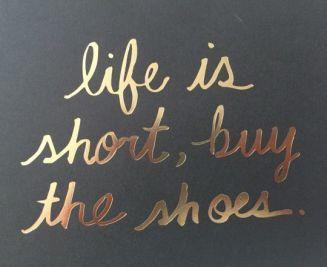 achat de chaussures