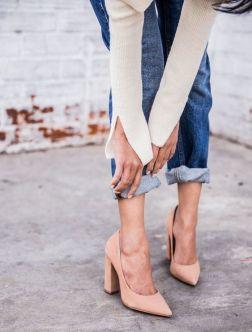 chaussures pour le printemps