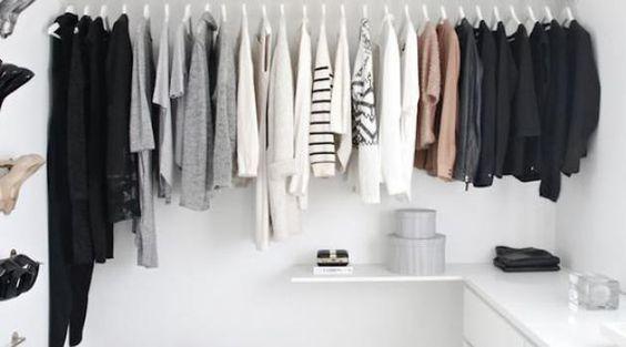 bien trier ses vêtements