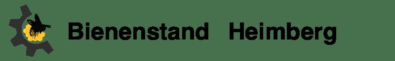 Bienenstand Heimberg Logo Head lang