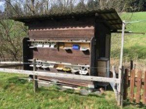 Bienen Haus Winterresidenz