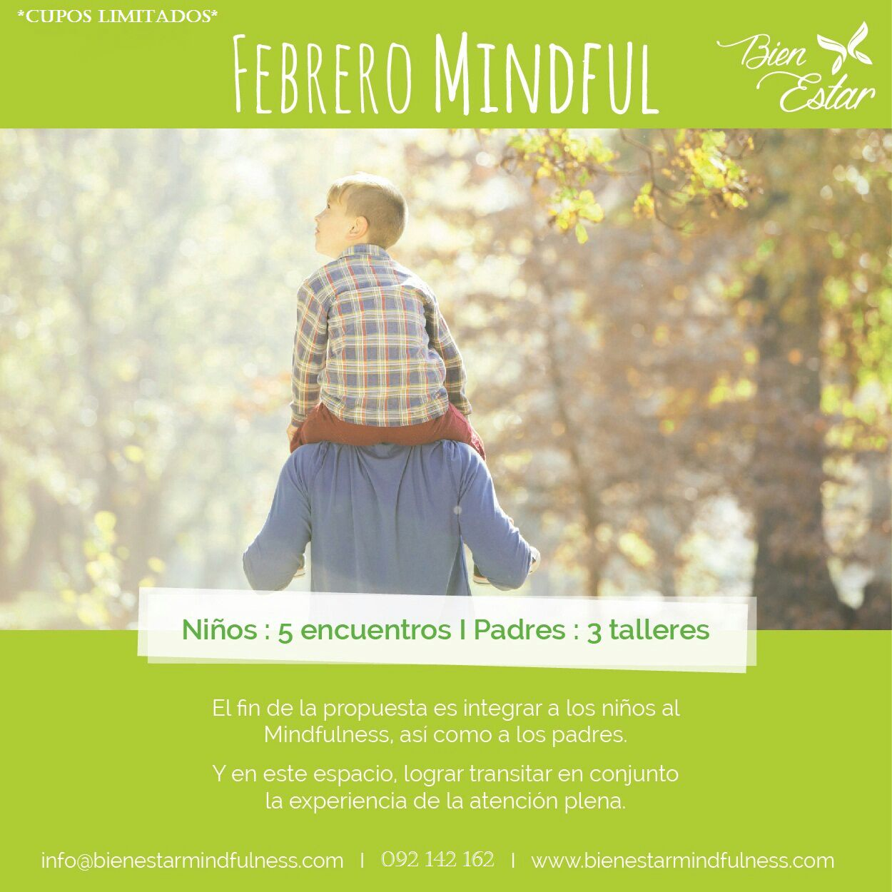 Febrero Mindful