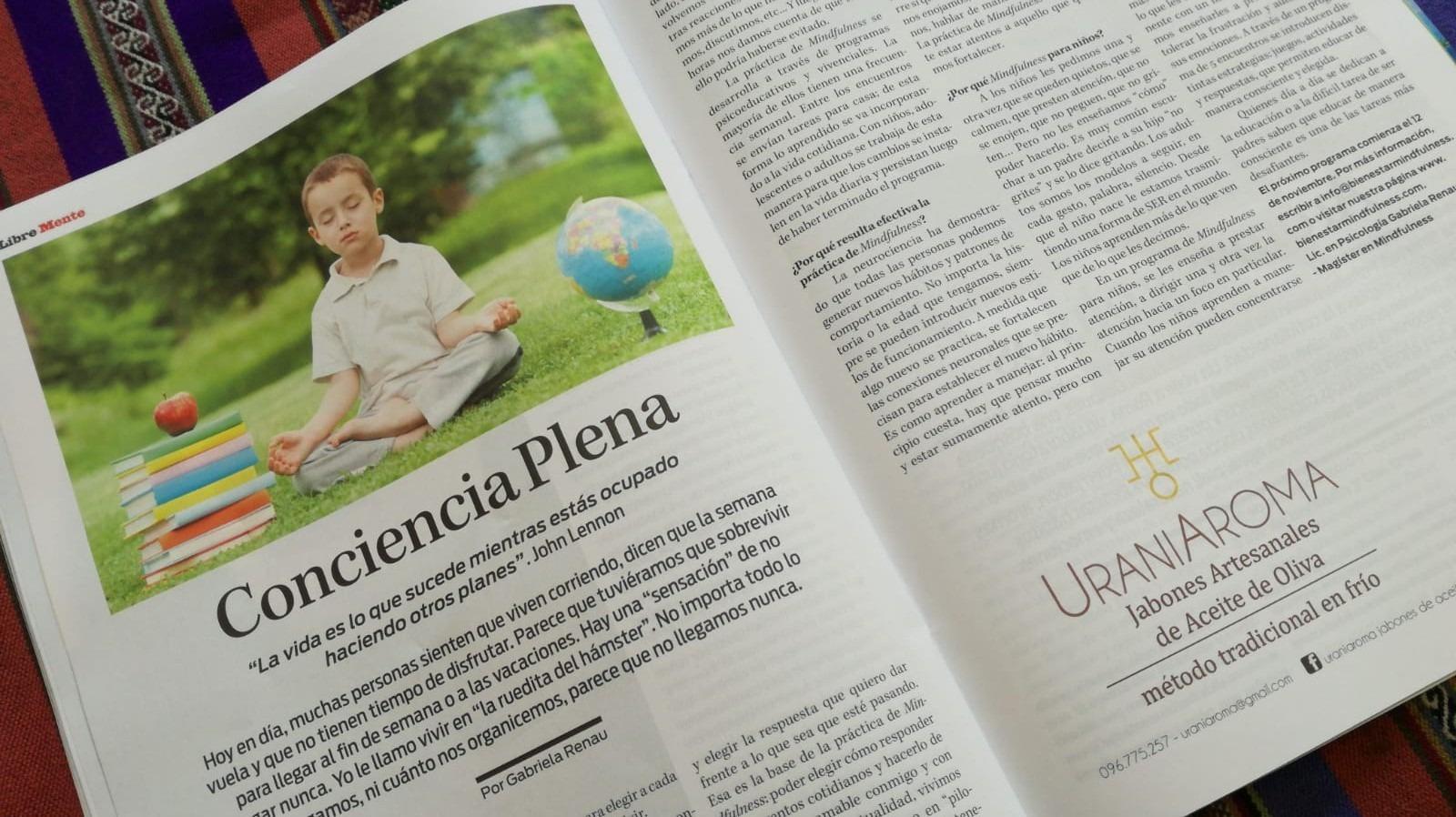 Entrevista a la Lic. Gabriela Renau – Directora de BienEstar