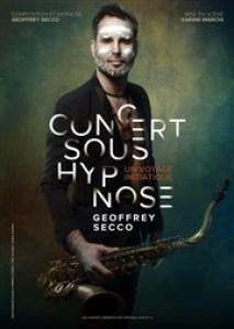 affiche concert sous hypnose