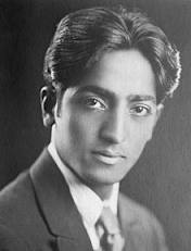 Citation du mois : Krishnamurti