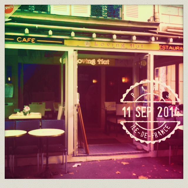 Loving Hut – Restaurant Végétarien Paris 11ème