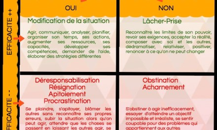 De la perception des situations stressantes