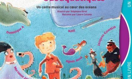 2 livres musicaux pour sensibiliser les petits aux valeurs : Partage, Solidarité & Ecologie