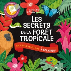 Une torche + un livre = à la découverte de la forêt tropicale