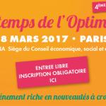 Le Printemps de l'Optimisme 2017 – C'est maintenant !