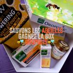 #Concours : Gagnez une box Oropolis : Le trésor des abeilles pour la gorge