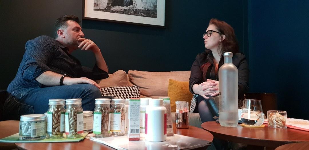 Interview bertrand bimont et virginie croisé