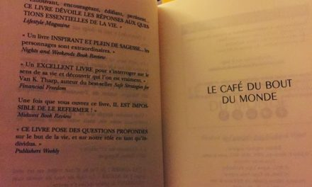 Le café du bout du monde – roman initiatique