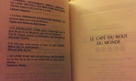 Le café du bout du monde – roman initiatique