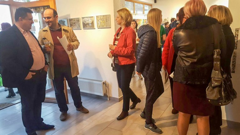 Vernissage Galerija AB Maglaj, Bosnien Herzegowina