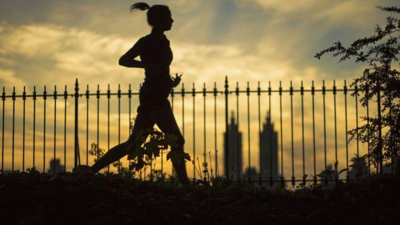 Hacer deporte genera endorfinas.