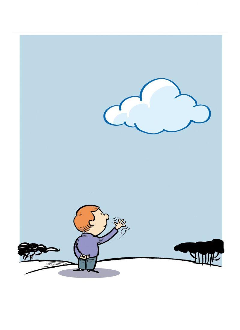 ... si el abuelo se ha ido al cielo?