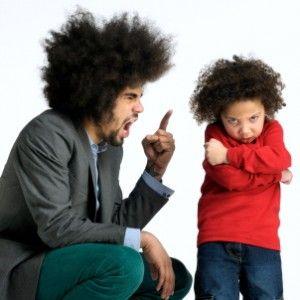 Padre alterado = niño alterado.
