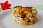Patatas mimosas con nata deliciosa receta