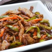 ¿Cómo hacer Tiritas de carne y pollo estilo chino?
