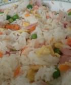 Delicioso arroz cinco delicias
