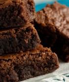 Como hacer brownies fácil de chocolate