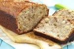 Delicioso pan de platano
