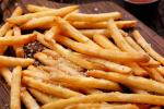 Papas fritas al horno